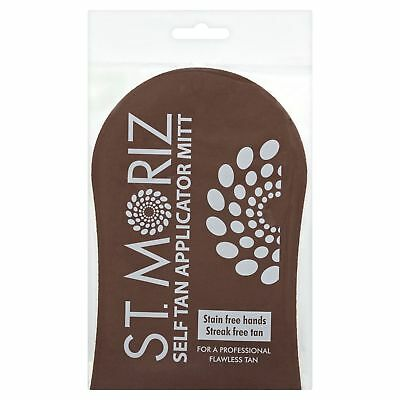 St Moriz Self Tanning Applicator Mitt for applying an amazing fake tan