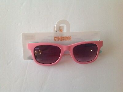 Gymboree Girls Sunglasses Size 4 + UP Perfect for the Beach/Stocking-Stuffer NWT
