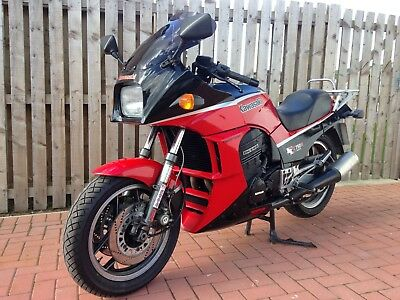 Kawasaki GPz750R (like GPZ900) - Genuine UK bike