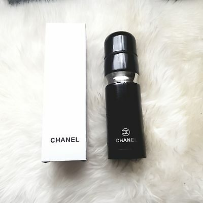 Bnwb Rare Chanel Black Stainless Steel Thermos Vip Gift