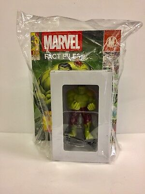 Marvel Fact Files Classic Special #4 Incredible Hulk - Eaglemoss Collection