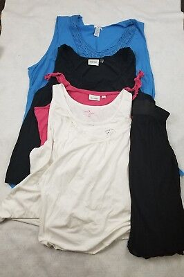 Womens 4x plus lot of 6, 5 shirt 1 top