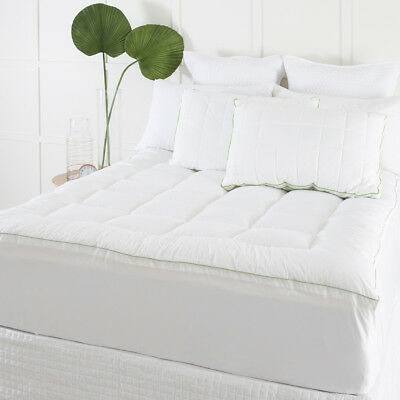 New Greenfirst Bamboo/Cotton Mattress Topper