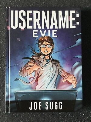 Username: Evie / Joe Sugg, Hardcover / Comic