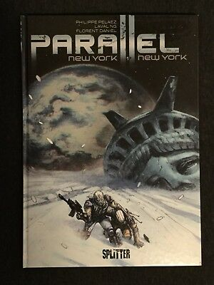 Parallel - Band 1: New York New York / Hardcover / Splitter Verlag