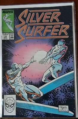 Marvel Comics - Silver Surfer - 4 issues -  Modern Age