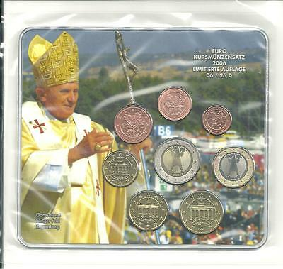 KMS 2006 D  6/26 Papst In Bayern