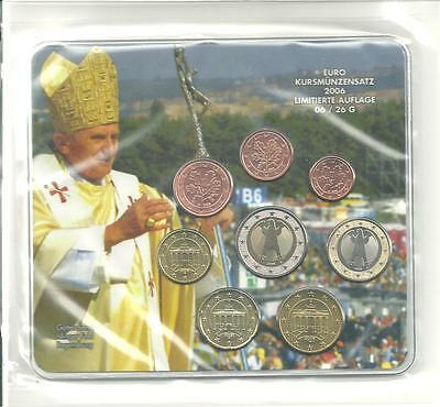 KMS 2006 G 6/26 Papst In Bayern