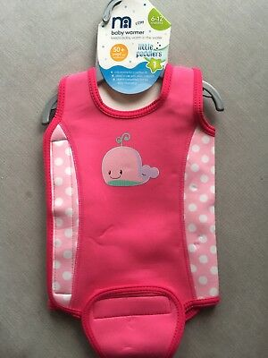 Baby Swimming Wetsuit - Body Warmers - Age:6-12 Months- NEW!!