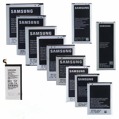 Replacement OEM Battery For Samsung Galaxy S4 S5 S6 S6Edge S7 S7 Edge Note 3 4 5