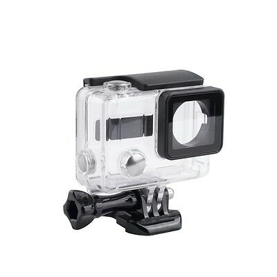 Waterproof Housing Protective Case Cover Shell With Bracket for Gopro Hero 3+ 3