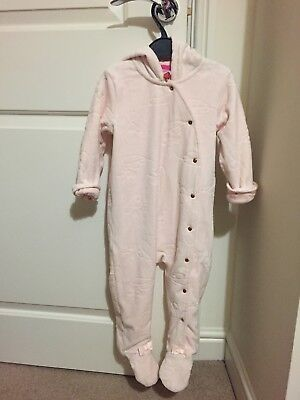 ted baker girls snugglesuit 18-24 months