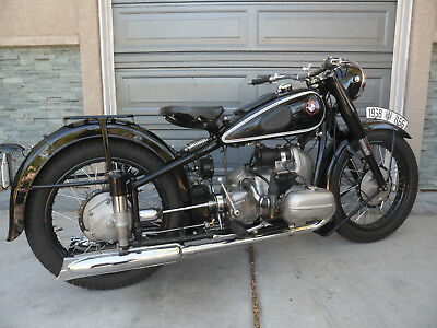 1938 BMW Other  1938 BMW R66 original, fully professionally restored, matching numbers, A+