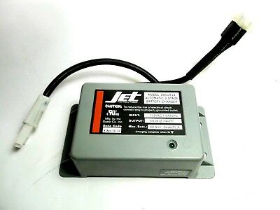 Jet 4 Amp 24V On-Board Charger for the Jet Power Wheelchairs OEM *NEW*