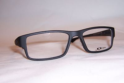 NEW OAKLEY EYEGLASSES AIRDROP OX 8046 8046-01 BLACK 57mm RX AUTHENTIC 804601