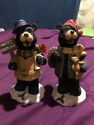 Christmas Decorations bears