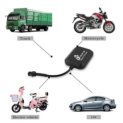 GPRS GPS Tracker Vehicle Truck Car Pet Real Time Tracking System Device Perfect