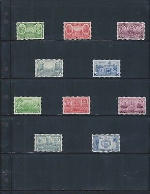 U.S.Scott  Army #s 785-789, Navy #s 790-794 Mint OGnh 10 stamps Cat. $4.70