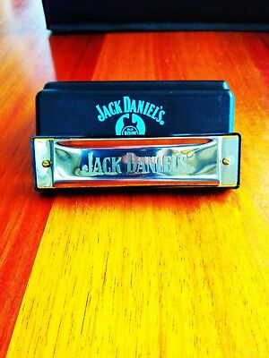 Jack Daniels Harmonica one of the first ones well over 10 years old. Never used.
