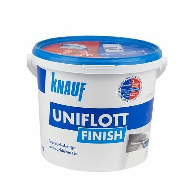Knauf Uniflott Finish Spachtelmasse 8 Kg Eur 18 95 Picclick De
