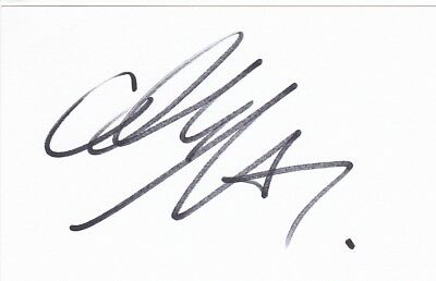 Peaky Blinders, The Dark Knight etc. - Cillian Murphy signed autograph