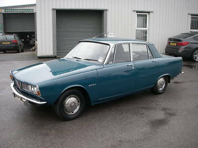 1970 ROVER P6 Series One 2000