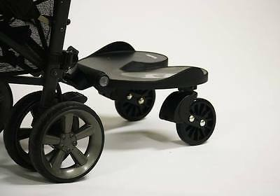 Bumprider ** NEW ** ride on Tandem Board for FITS ALL Pram/Stroller for Toddler