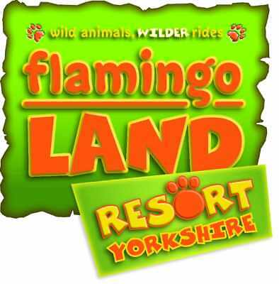Flamingo land voucher, Admits 2 people for only £40  use by 12th AUGUST 2018