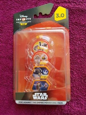 Disney Infinity 3.0 Power Disk Star Wars Pack, Bonus Münzen NEU