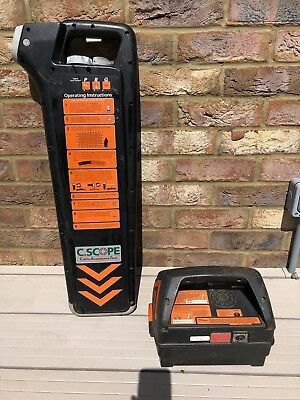 C-Scope CAT Cable Detector & Radiodetection Genny