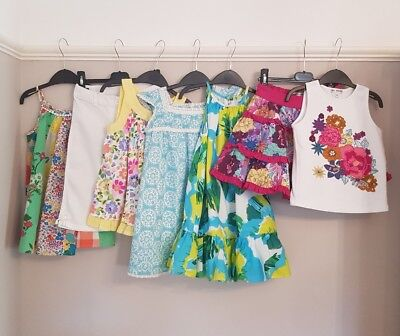 Gorgeous bundle of girls' clothes age 3-4 - Boden, Next, Loved & Found, M&S