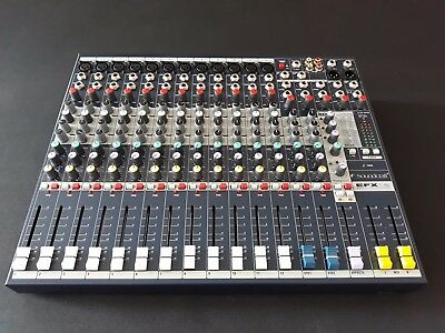 Soundcraft EFX 12 - TOP Mixer