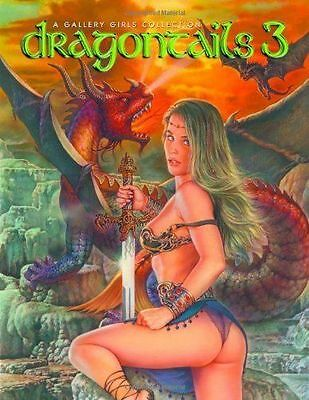 DRAGONTAILS 3 Erotik Comic Eros Artbook SQP Gallery Girls Collection sexy Dragon