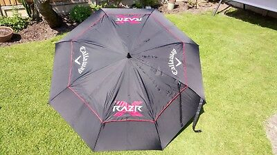 callaway razr golf umbrella