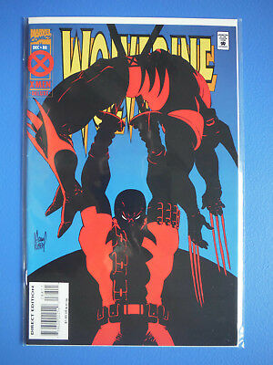 WOLVERINE #88 vs DEADPOOL Marvel Comics NM-VF