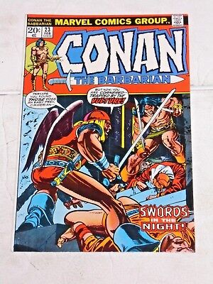 Conan The Barbarian #23 comic (9.0 VF/ NM) 1st app. Red Sonja