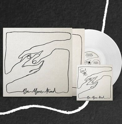 Be More Kind LP Vinyl inkl. Autogramm FRANK TURNER Fan edition NEU 2018
