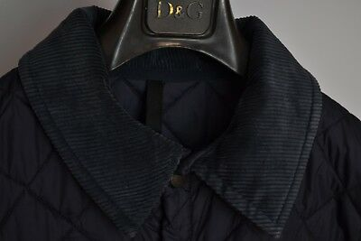 BARBOUR MEN'S LIDDESDALE QUILTED JACKET - NAVY BLUE  Size XLARGE RRP 130 $