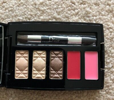Dior Timeless Look Collection - Glow Signature Palette for Eyes & Lips by Dior