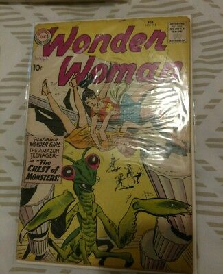 Wonder Woman Comic #112 Publisher DC  Featuring Wonder Girl!!!