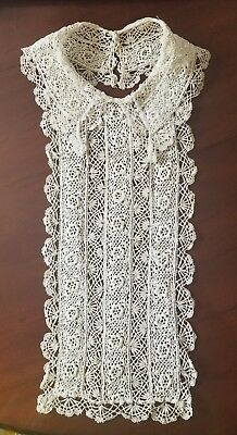 Beautiful Vintage Antique Victorian Lace Collar