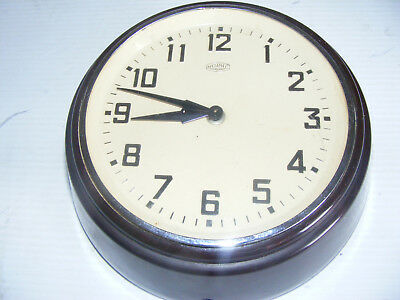 Vintage - Bakelite Clock - Metamec Dereham - ( Spares Or Repair )