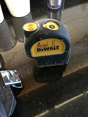 DeWALT DW082 Plumb Bob Self Levelling Line Laser With Case