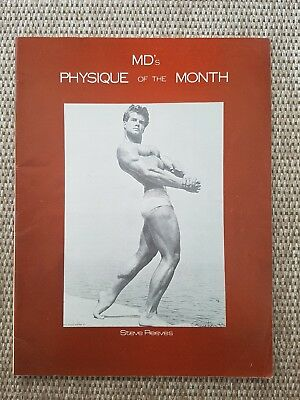 MDs physique of the month Bodybuilding Beefcake Steeve Reeves