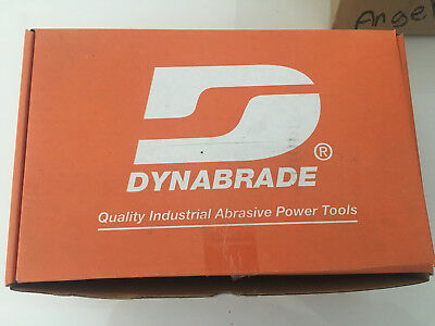 Dynabrade 13400 Dynisher Finishing Tool .7hp 7 Degree Offset  3 400 RPM