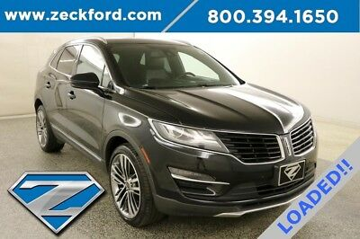 Lincoln MKC Black Label 2.3L I4 16V Turbo Automatic AWD Moonroof