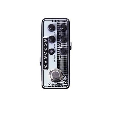 Mooer M007 Regal Tone Micro Preamp Guitar Effects Pedal Based On Toneking Falcon