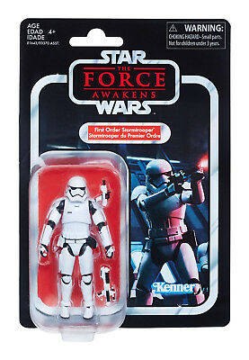 Vintage Collection 2018 - Wave 1: First Order Stormtrooper - Hasbro - 4 Inch