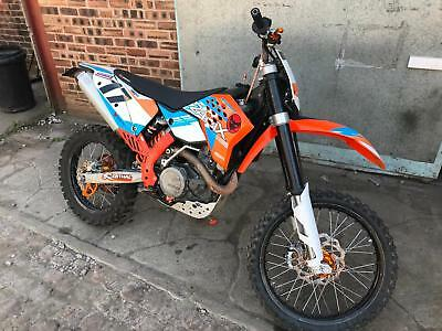 KTM EXC 450, 2008, 12 months MOT, Delivery and Finance available