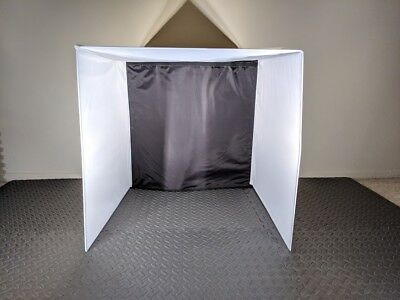 "LimoStudio 24"" Table Top Tent Kit- Photo Tent, Backdrops, Mini Camera Stand"